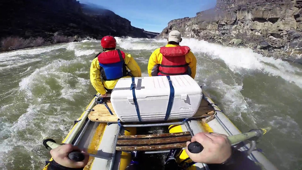 The Murtaugh reach of the Middle Snake River has enough water for floating this year in May. (Courtesy Idaho Guide Service)